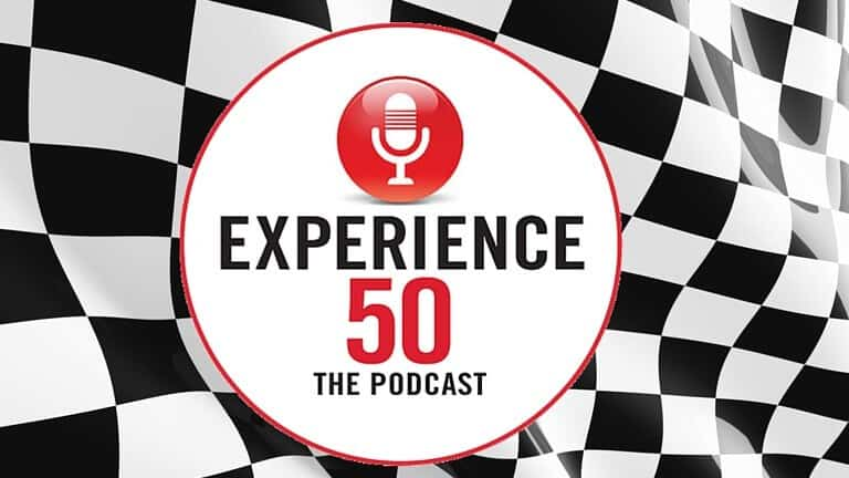 Experience 50 Podcast Launch