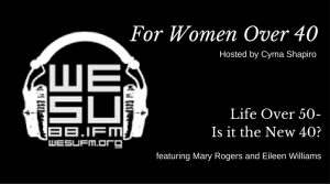 Mary Rogers on For Women Over Forty