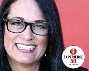 Chel Hamilton on Experience 50 Podcast
