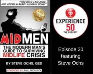 MIDMEN The Modern Man's Guide to Surviving Midlife Crisis with Mary Rogers