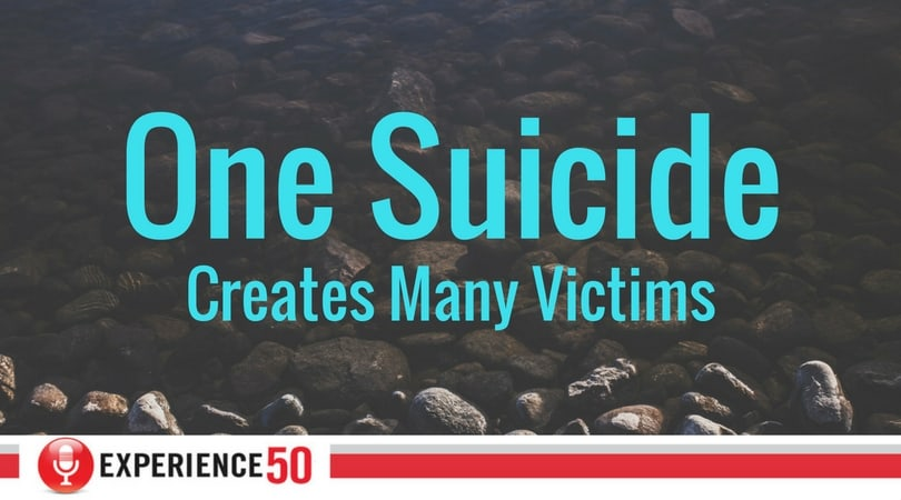 One Suicide Creates Many Victims