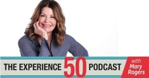 Midlife Burnout Nisha Jackson on Experience 50 podcast